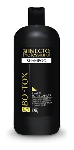 Shampoo Inecto Profesional Efecto Botox  Bo - Tox X 650ml