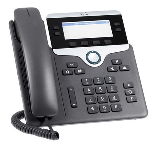 Imagen 1 de 4 de Telefono Cisco 7841 Cp-7841-k9