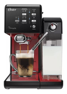 Cafetera Oster Primalatte 6701 Compatible Capsulas Nespresso