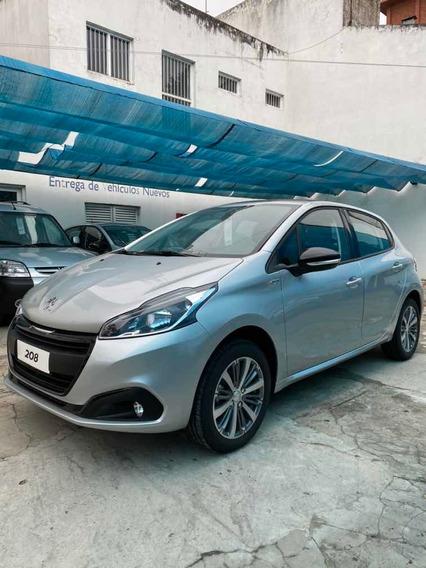 Peugeot 208 1.6 Allure 2020 0km Sin Patentar