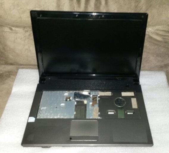 Carcaça Completa Notebook Cce Win.