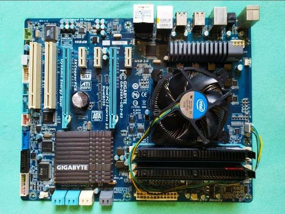 Vendo Kit Gamer I7.