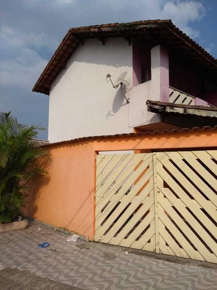 Sobrado 2 Dormitórios - Mongaguá 80 Mil De Entrada - Amp281