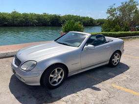Mercedes-benz Clase Slk 2004