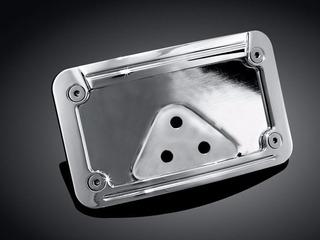 Portaplacas Kuryakyn Universal Para Harley Davidson & Honda