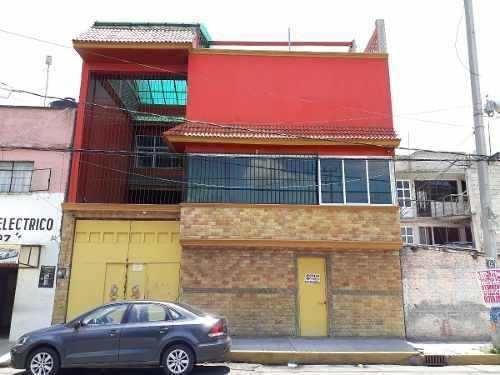 Casa En Venta Calle Guadalupe Victoria Colonia Tepalcates