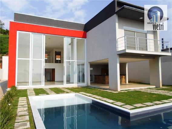 Casa A Venda Condominio Porto Atibaia - So1598