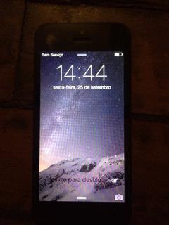 iPhone 5, 16 Gb, 1 Ano De Uso