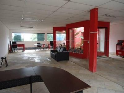 Sala Comercial Para Locação No Bairro Rudge Ramos - 4817
