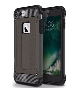 Capa Anti-impacto Rugged Apple iPhone 7 Plus / 8 Plus Preta