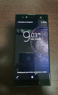 Celular Sony Xperia Xa2 Ultra 4gb/32gb Lte Tela 6´ + 4 Cases