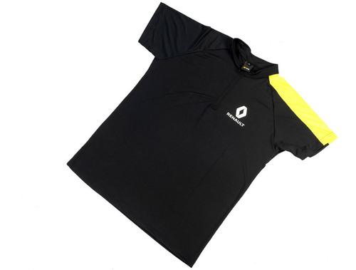 Chomba Rs Manga Amarilla T:m Boutique Renault