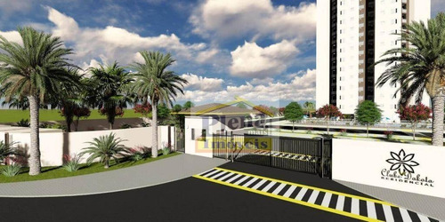 Imagem 1 de 30 de Apartamento Com 2 Dormitórios À Venda, 58 M² Por R$ 300.000,00 - Jardim Marajoara - Nova Odessa/sp - Ap0877