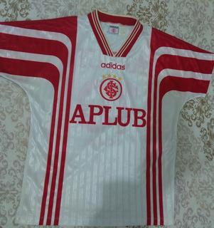 Camisa Oficial Do Internacional De 1997.tamanho Gg Em Ótimo.