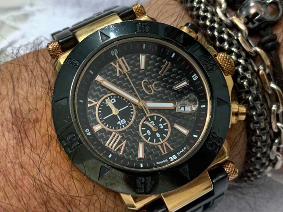 Guess Colection Gc47000c Quartz Chronograph Wr100m