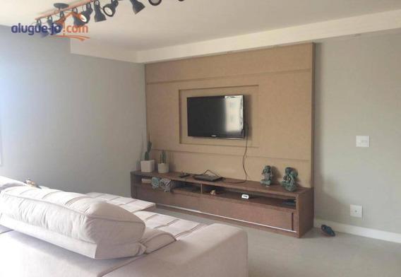 Apartamento Com 3 Dormitórios À Venda, 120 M² Por R$ 450.000 - Vila Adyana - São José Dos Campos/sp - Ap7314