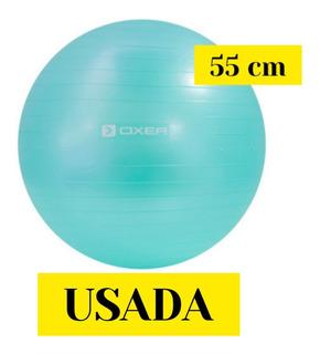 Rch Bola De Pilates Suiça Oxer Ball 55cm Exercícios Yoga .
