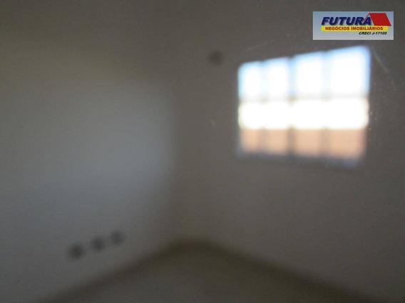 Casa Com 2 Dormitórios À Venda, 45 M² Por R$ 199.000,00 - Vila Cascatinha - São Vicente/sp - Ca0401