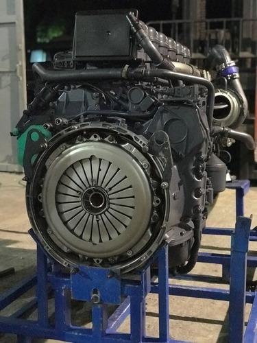 Imagem 1 de 4 de Motor Scania 440 Retificado