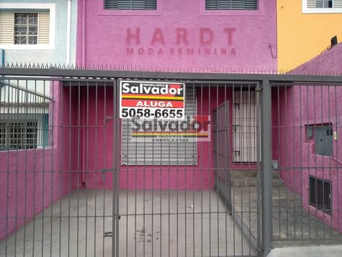 Sobrado Comercial Na Av Bosque Da Saúde - São Paulo - 5435