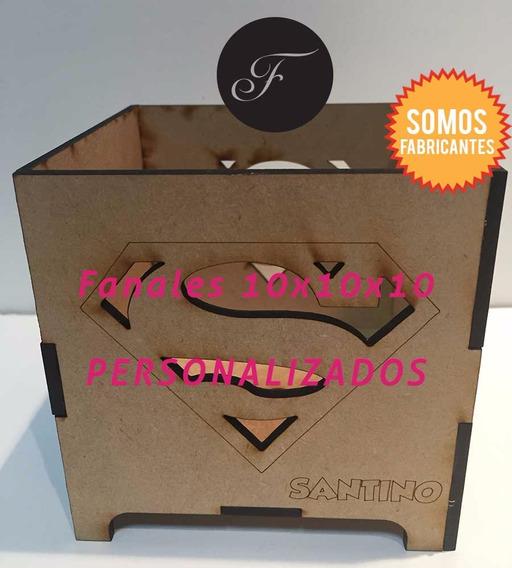 10 Fanal Fibrofacil 10x10 Personalizado Souvenir Casamiento
