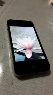 iPhone 4 8gb Bem Conservado, Sem Marcas De Uso