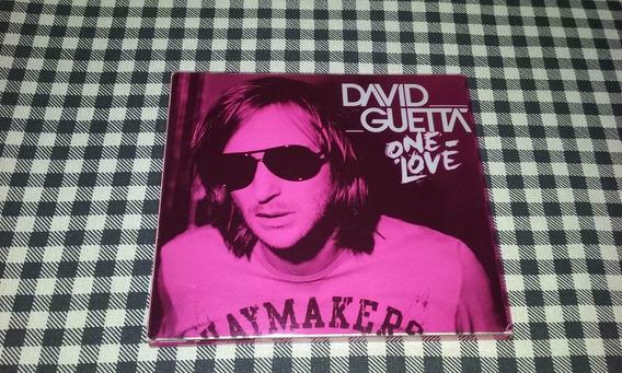 David Guetta One Love Duplo Formato Digipack Ediçaõ Limitada