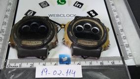 Sucata Casio T02114 Caixa Webclock