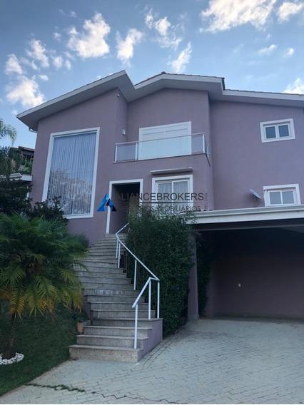 Casa Para Venda E Locação No Condomínio Capital Ville 3 - Ca01664 - 34599645