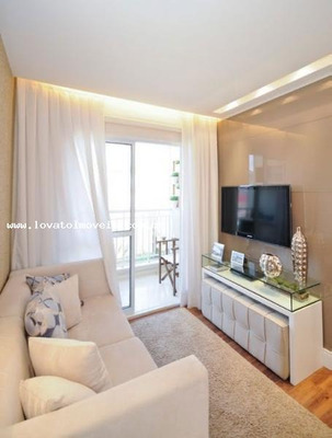 Apartamento Para Venda Em São Bernardo Do Campo, Bairro Centro, 1 Suíte, 1 Banheiro, 2 Vagas - Elc00384