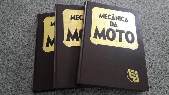 Livro Mecânica Da Moto Hemus