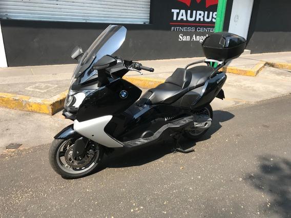 Bmw Scooter 650 Gt Equipada 2018 (nueva)