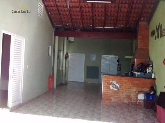 Casa Residencial À Venda, Jardim Canaã Ii, Mogi Guaçu. - Ca0650