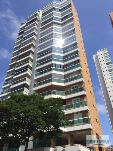 Apartamento Com 3 Dormitórios À Venda, 118 M² Por R$ 1.700.000,00 - Vila Mariana - São Paulo/sp - Ap2650