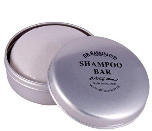 D.r.harris & Co Coconut Shampoo Bar For Sensitive Skin Or Dr