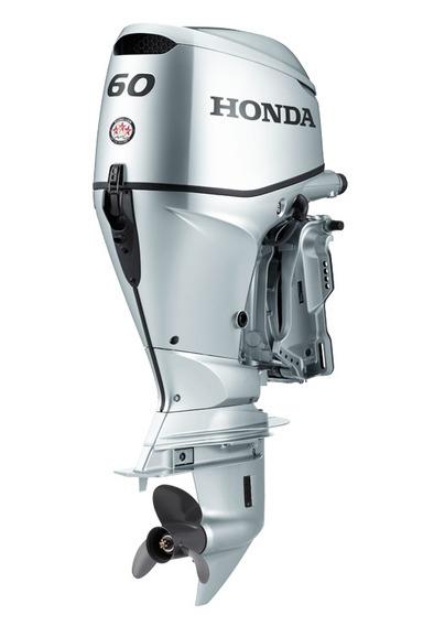 Motor Honda Bf 60 Hp Inyección 2020 Macro 6 Cuotas Sarthou