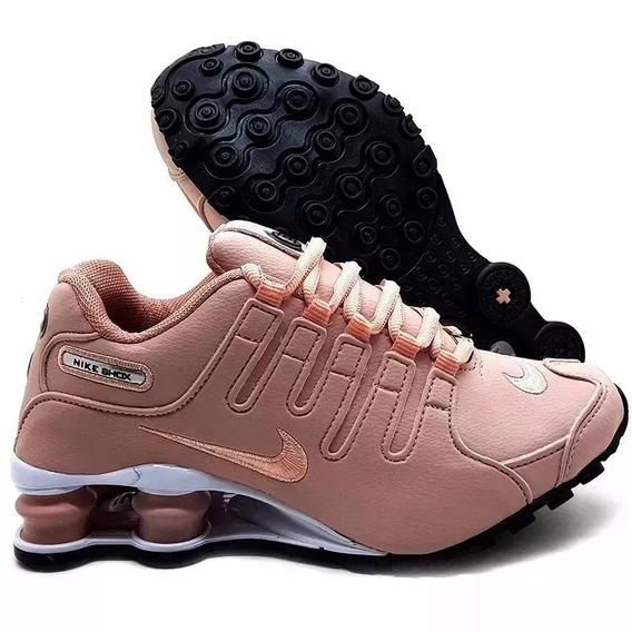 Tenis Nike Shox 4 Molas Fem/masc Original - Compra Garantida