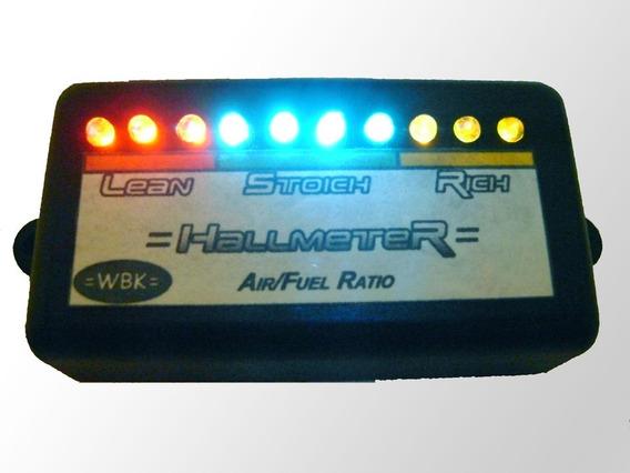 2 Peças Medidor Digital - Relação Ar / Combustível Hallmeter