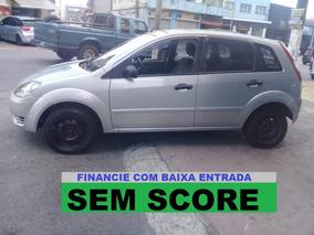 Ford Fiesta Hatch Financiamento Sem Score E Baixa Entrada