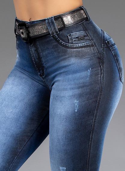 Calça Skinny Pit Bull Jeans, Empina Bumbum 34378