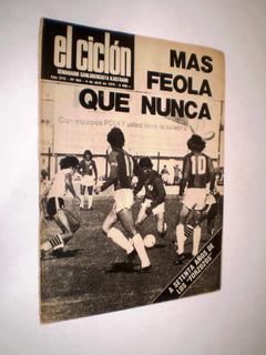 El Ciclon 964 San Lorenzo 0-1 Con All Boys Los Forzosos 1978