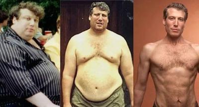 Quer Perder Mais De 100 Kilos Como O Nosso Amigo?