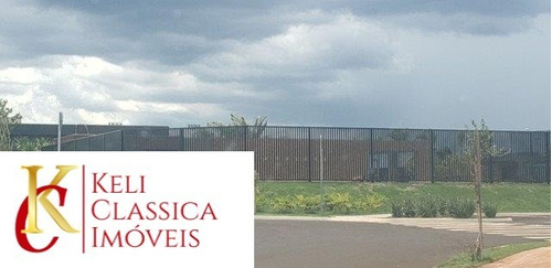 Imagem 1 de 5 de Vende-se Terreno Com 282m² No Condomínio Vivendas Da Mata Na Zona Sul Em Ribeirão Preto-sp, Em Ótima Localização, Pronto Para Construir - Te00017 - 69311835