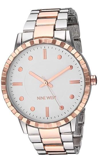 Nine West | Reloj Mujer | Nw/2313svrt | Original