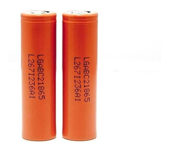8x Bateria LG 18650 Original 2800mah Lgabc21865