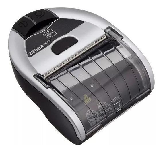 Impressora Móvel Zebra Mz320 Bluetooth - Produto Novo