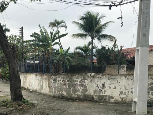 Terreno À Venda, 550 M² Por R$ 600.000,00 - Itaipu - Niterói/rj - Te0089
