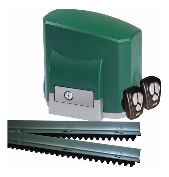 Kit Motor Deslizante Seg Semi-industrial 800 Kg 1/2