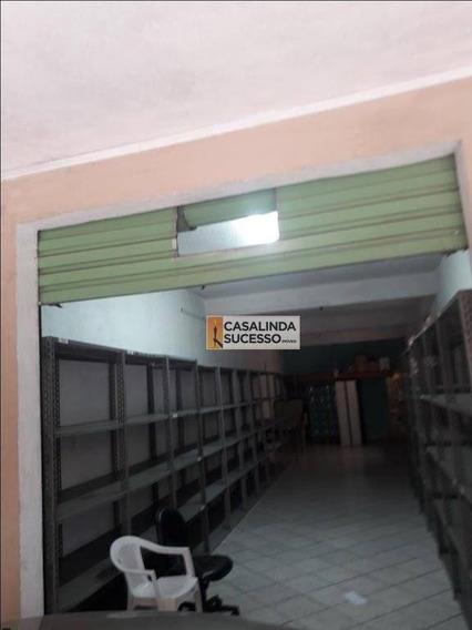 Salão Comercial 60m² Próx. À Av. Aricanduva - Sl0077 - Sl0077