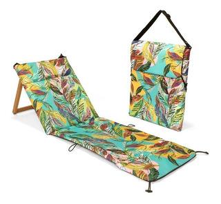 Reposera Portatil Plegable Liviana Camping Playa Chilly Bot